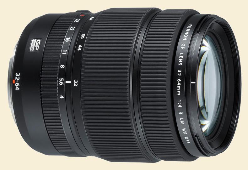 Fuji 32-64mm