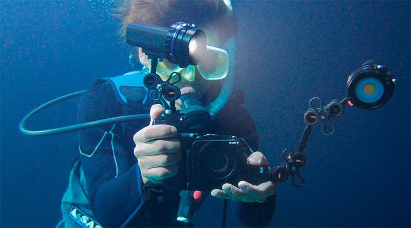 Sony RX0 underwater