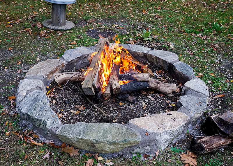 Campfire pit-small