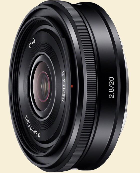 Sony 20mm