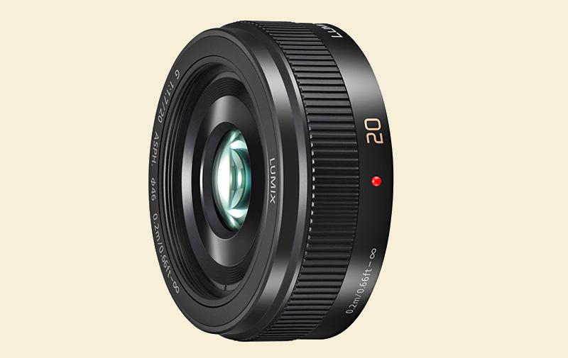 Panasonic 20mm