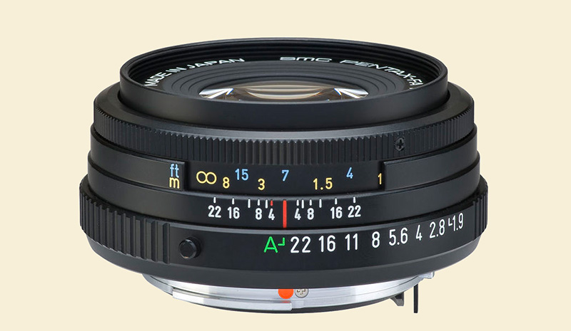Pentax 43mm