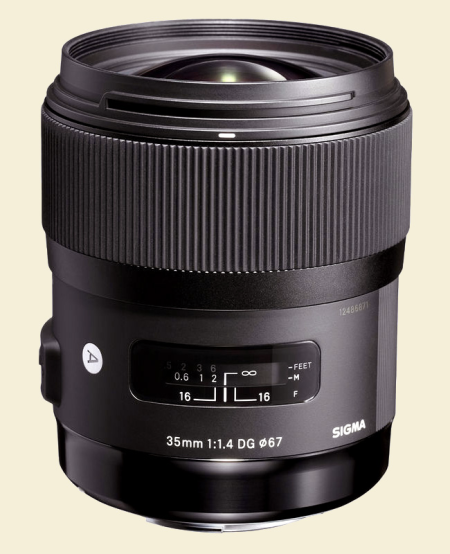Sigma 35mm