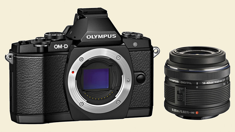 Olympuse-m5elite
