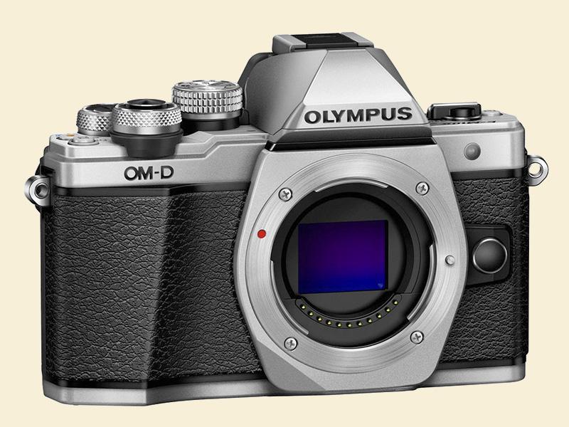 Olympus-e-m10-mark-ii