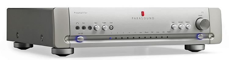 Parasound P5