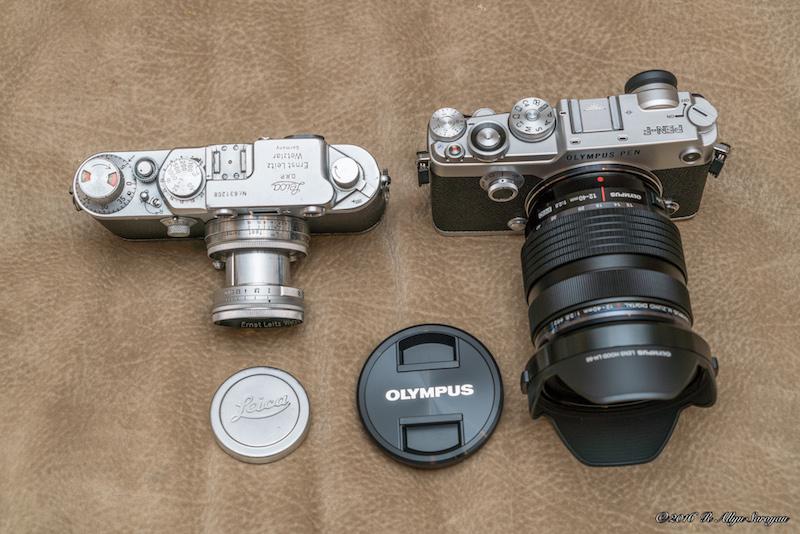 Leica & Olympus 1