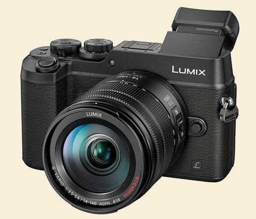 Panasonic and Lumix