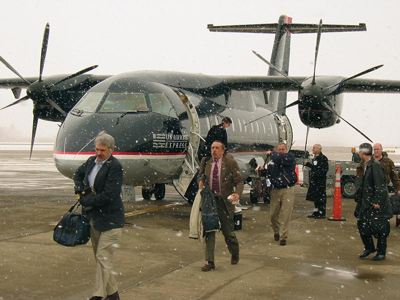 Dornier Akron Canton Airport