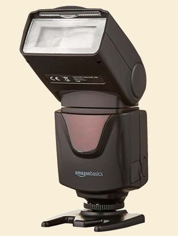 Amazonbasics flash