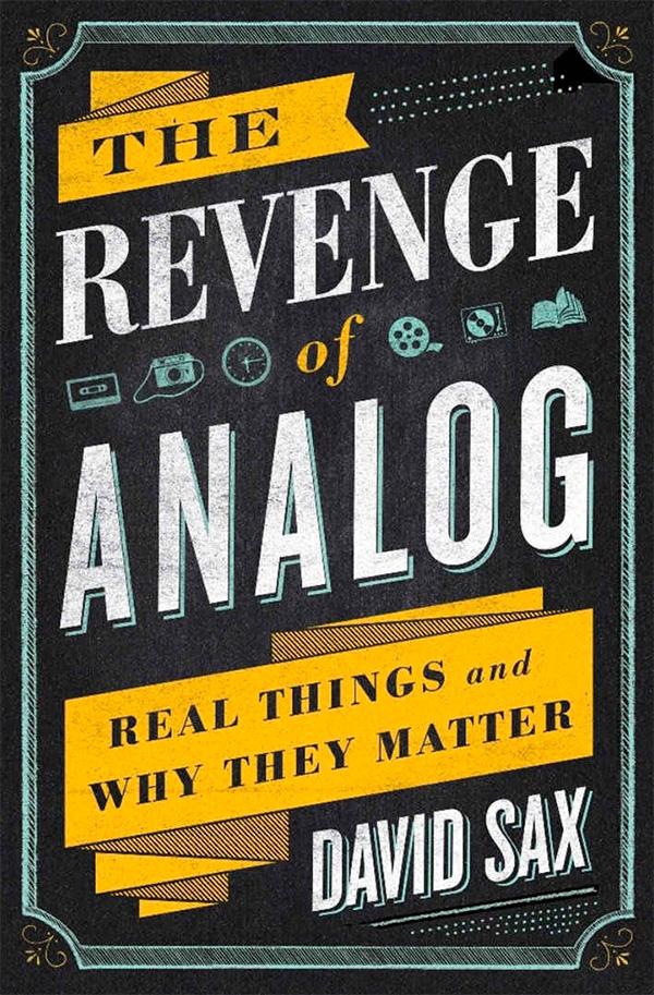 Revenge of Analog cover