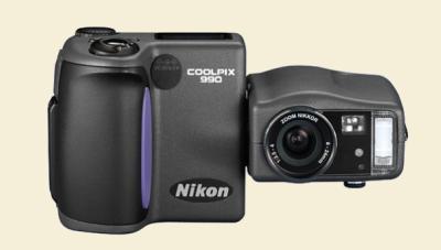 Nikon 990