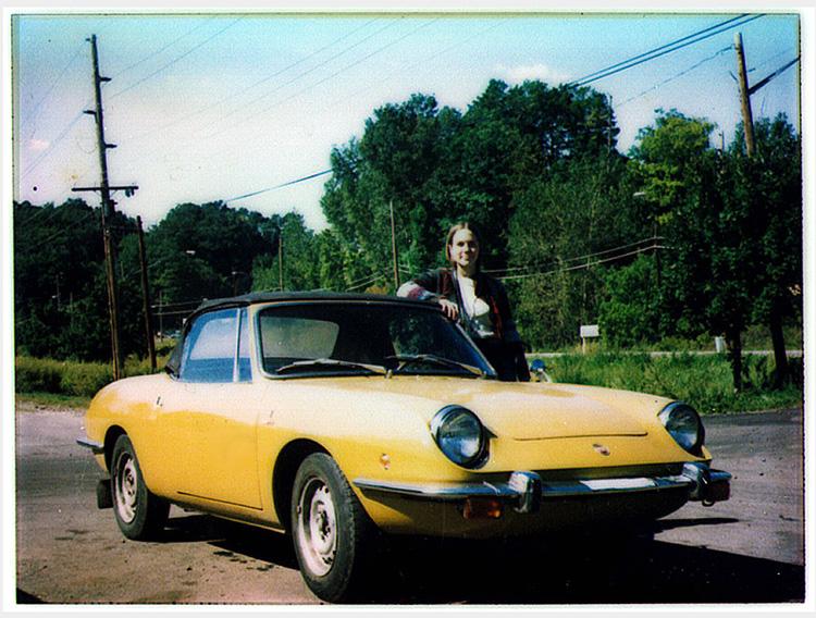 Joes car
