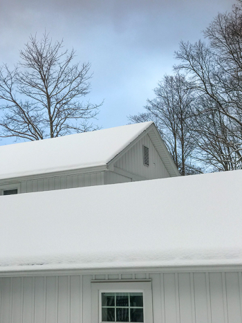 Snow on roof 2 small