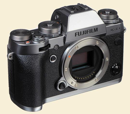 Fuji X - cover