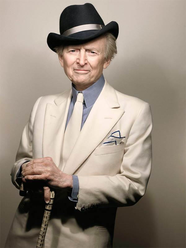 Tom wolfe by mark seliger