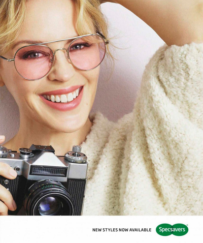 Specsavers offers over 60s dating