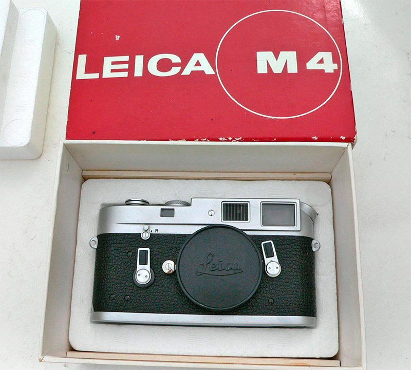 Leica M4 mint
