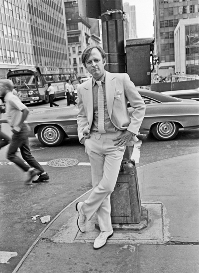 Tom Wolfe by Sam Falk