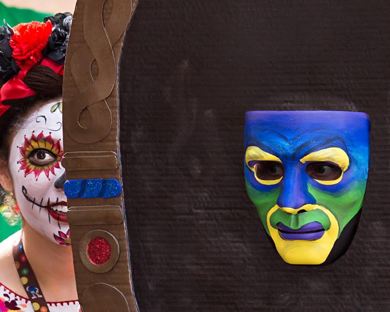 BDyellow JART7 AKA Jim Arthur - Hiding Behind a Mask - 7684
