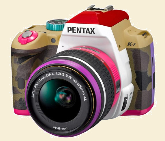 Pentax bonnie pink