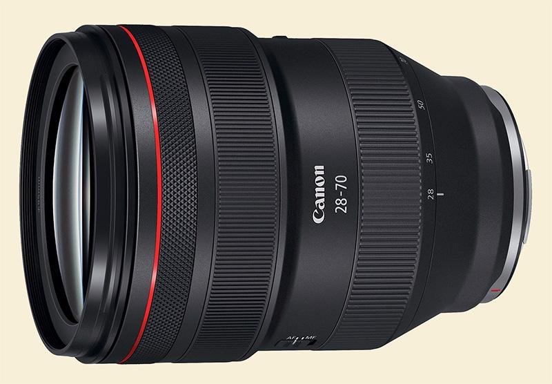 Canon R 28-70