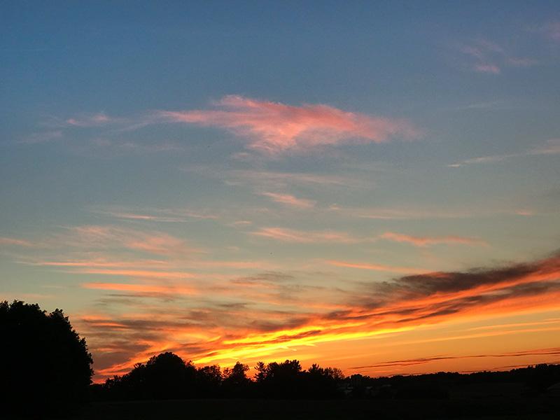 Unbalanced sunset-small