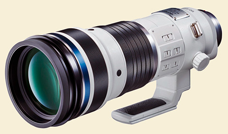 Olympus 150-400mm