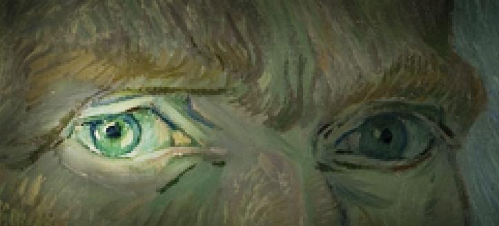 Van gogh eye 2