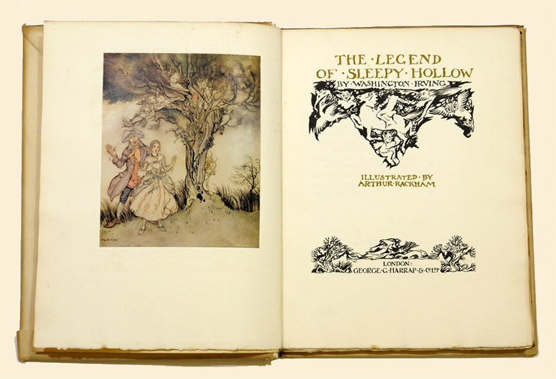 Sleepy Hollow Rackham
