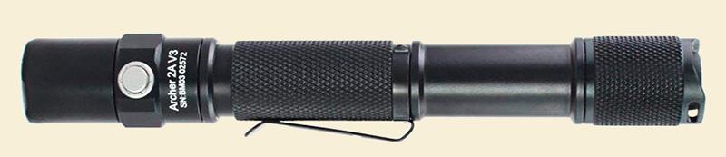 Archer flashlight