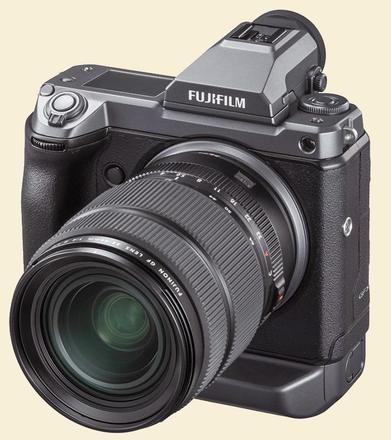 Fuji GFX 100