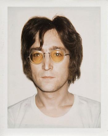 Warhol Lennon