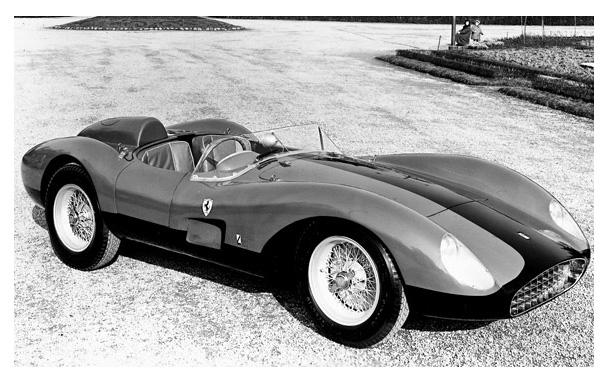 4-cyl Ferrari