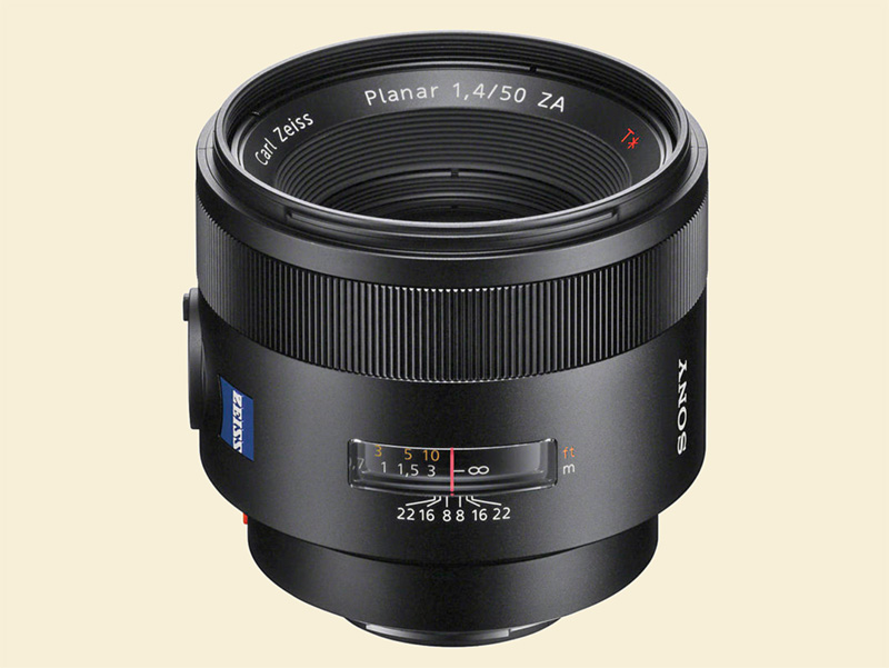 Sony-Zeiss 50mm