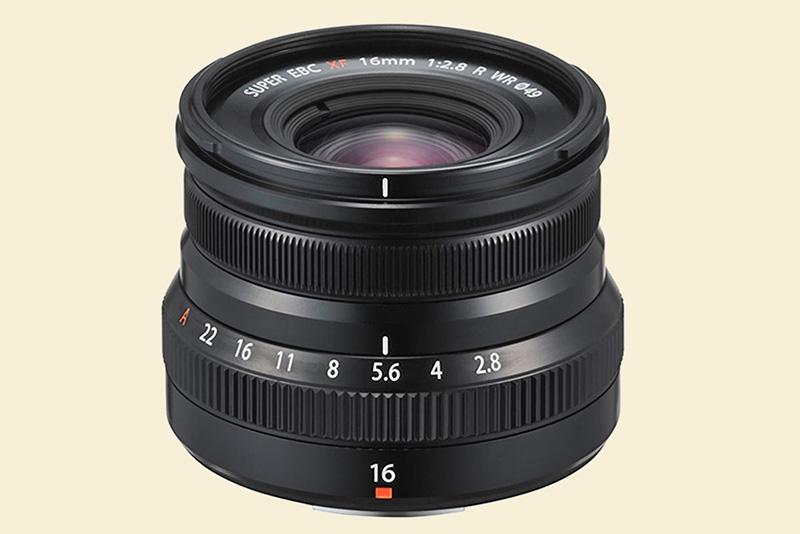 Fuji 16mm