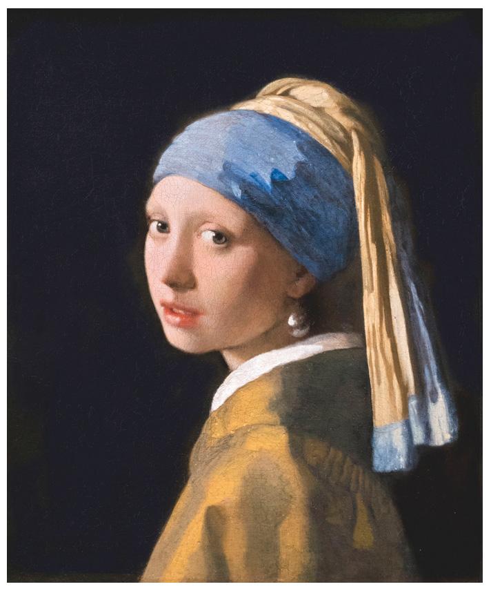 Vermeer pearl