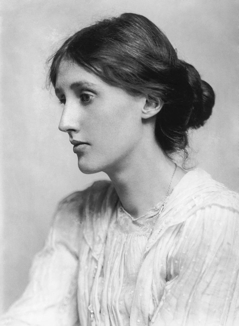 George Charles Beresford Virginia Woolf 1902