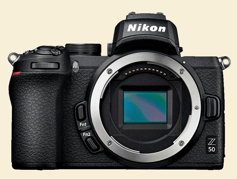 Nikon Z50-1