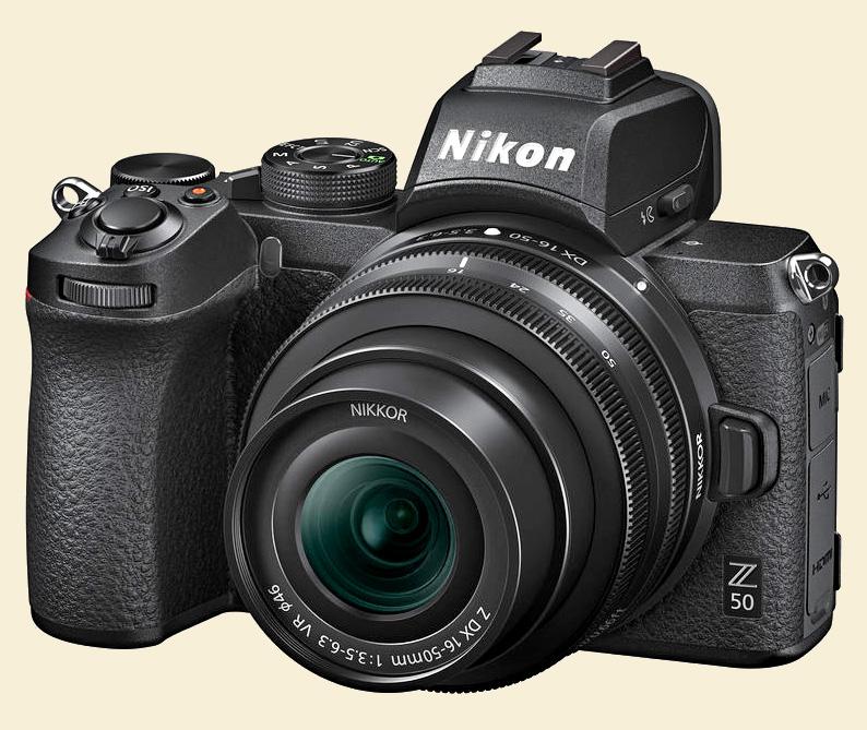Nikon Z50-3