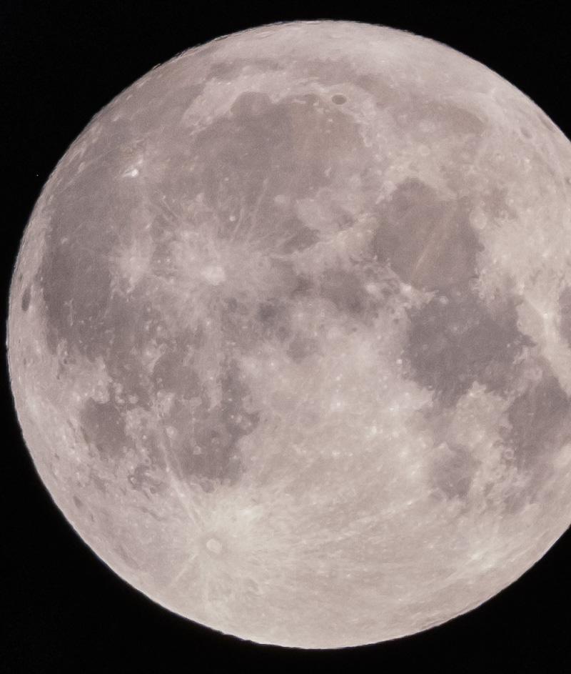 Moon-2 detail