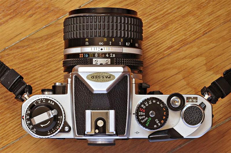 Nikon FE Edgar Bonet