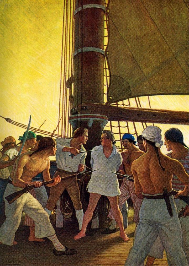 Wyeth Mutiny