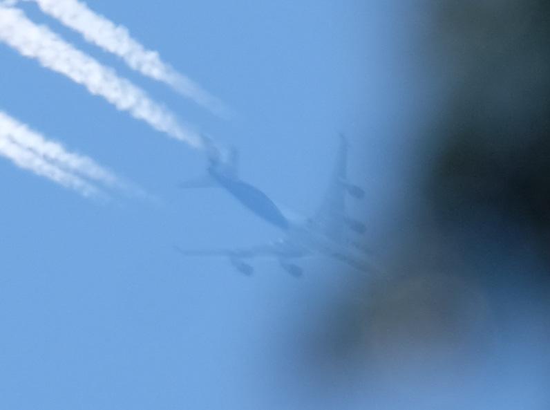 Invisible plane 1
