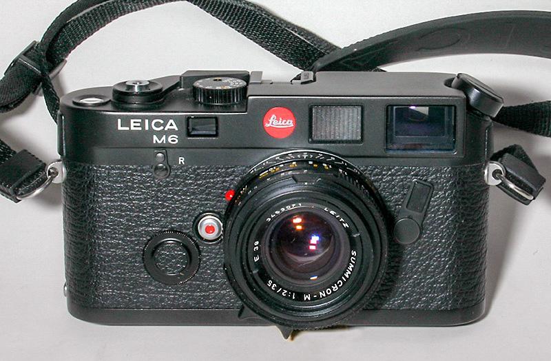 Leica m6 2019