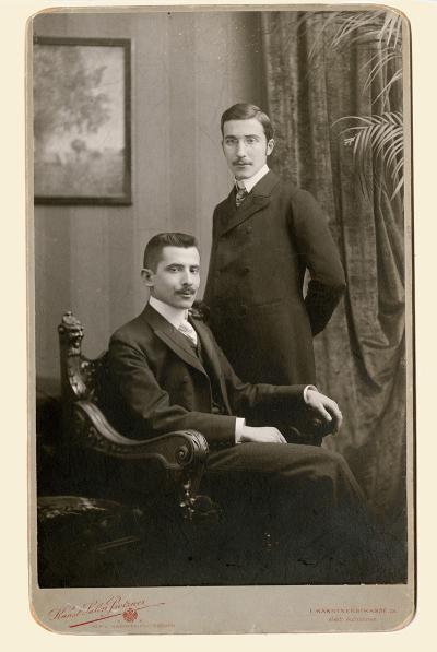 Stefan Zweig 1900