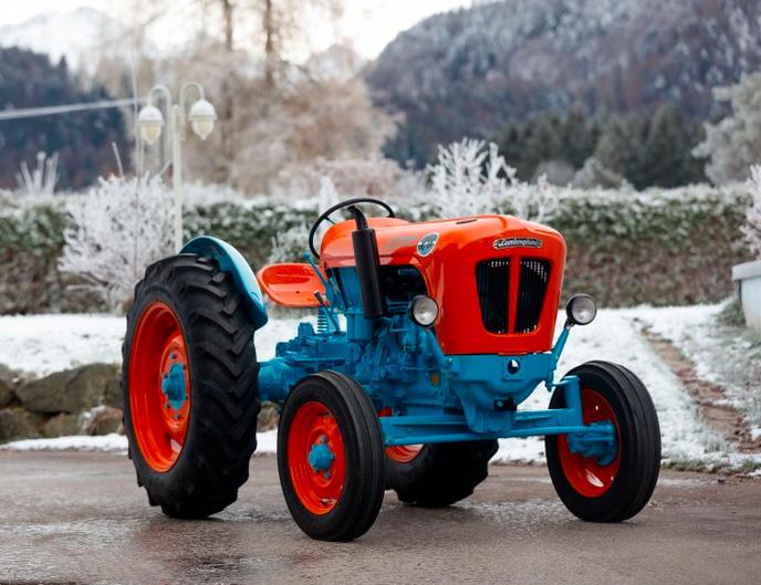 Lambo tractor