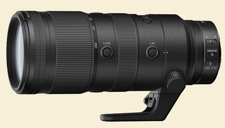 Nikkor-Z 70-200mm