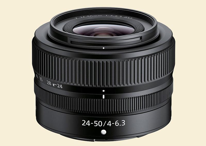Nikkor Z 24-50mm