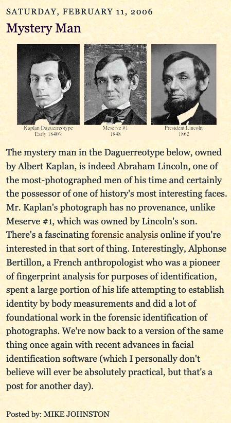 Mystery man 1
